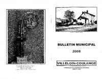 BM 2008 page d'histoire 1907