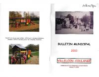 BM 2010 Page d'histoire 1909